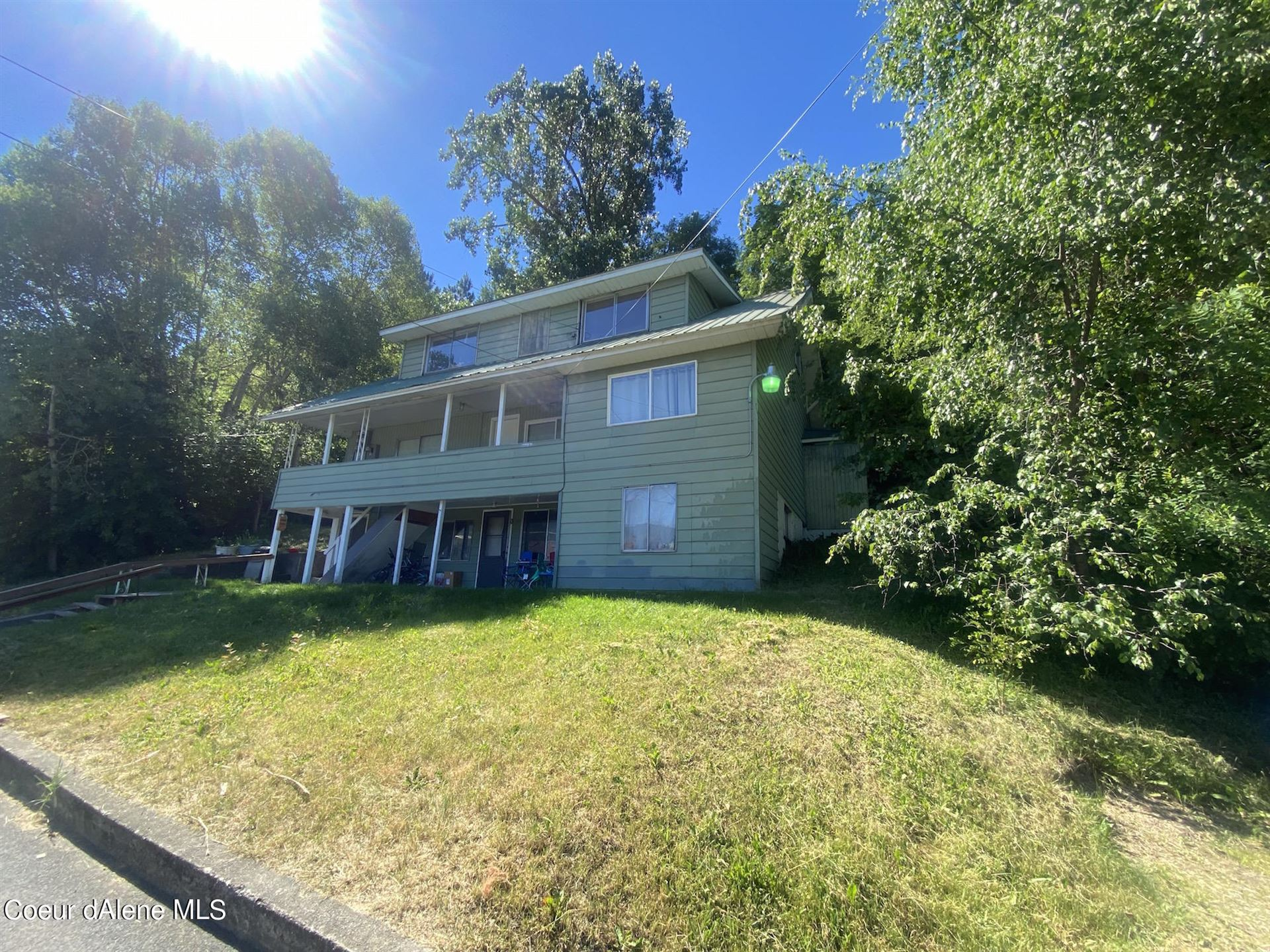 Photo of 401 W Portland Ave, Kellogg, ID 83837 (MLS # 21-7352)