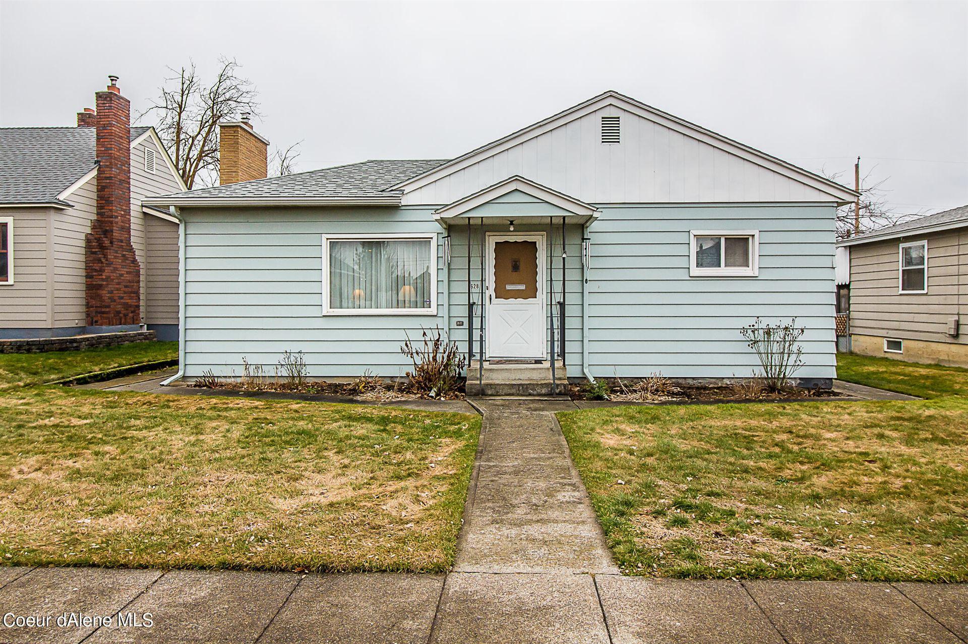 Photo of 1628 E Gordon Ave, Spokane, WA 99207 (MLS # 21-1355)