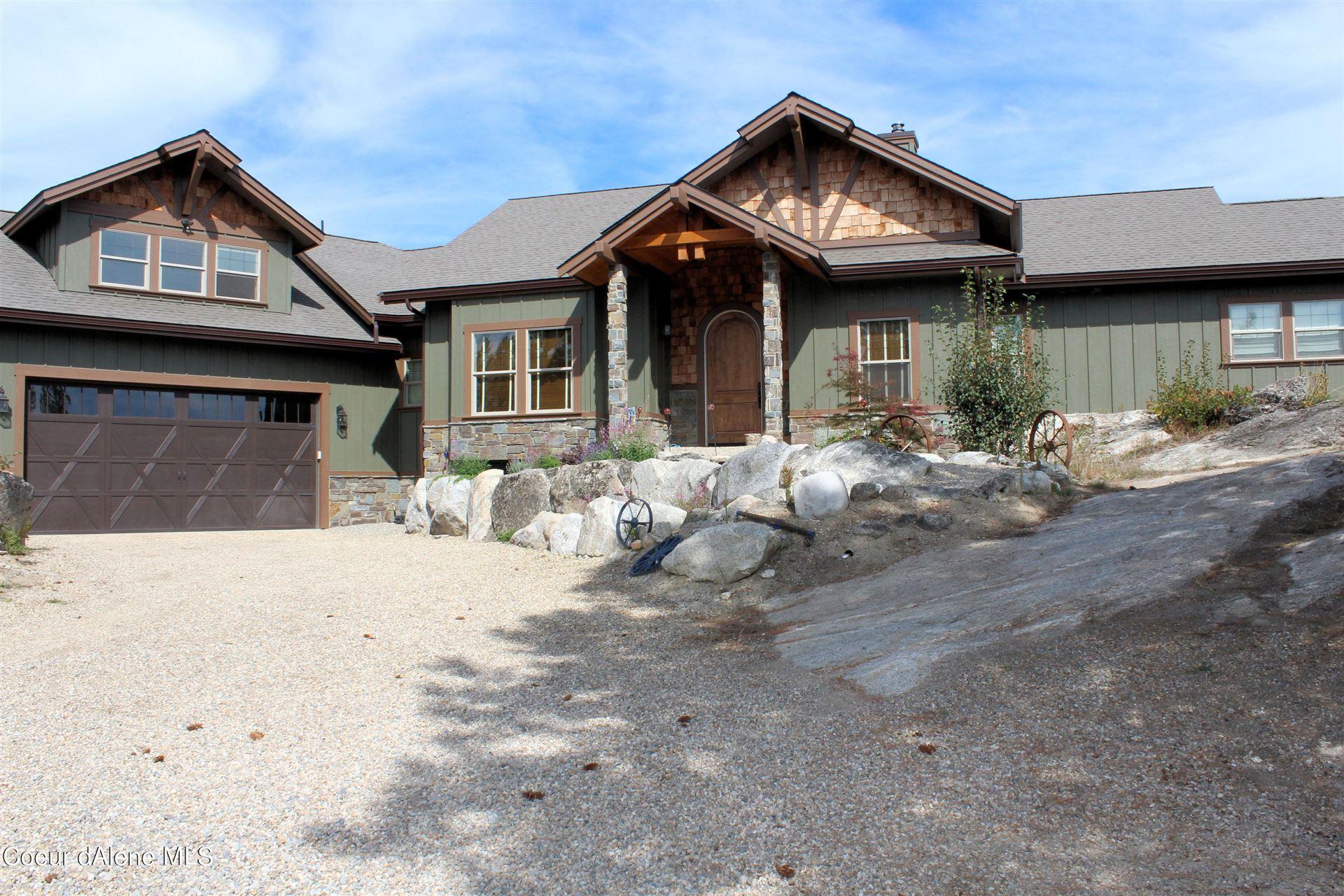 Photo of 721 Sanctuary Hills Rd., Sagle, ID 83860 (MLS # 21-382)