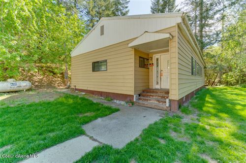 Photo of 10822 N CLIFF HOUSE RD, Hauser, ID 83854 (MLS # 21-4478)