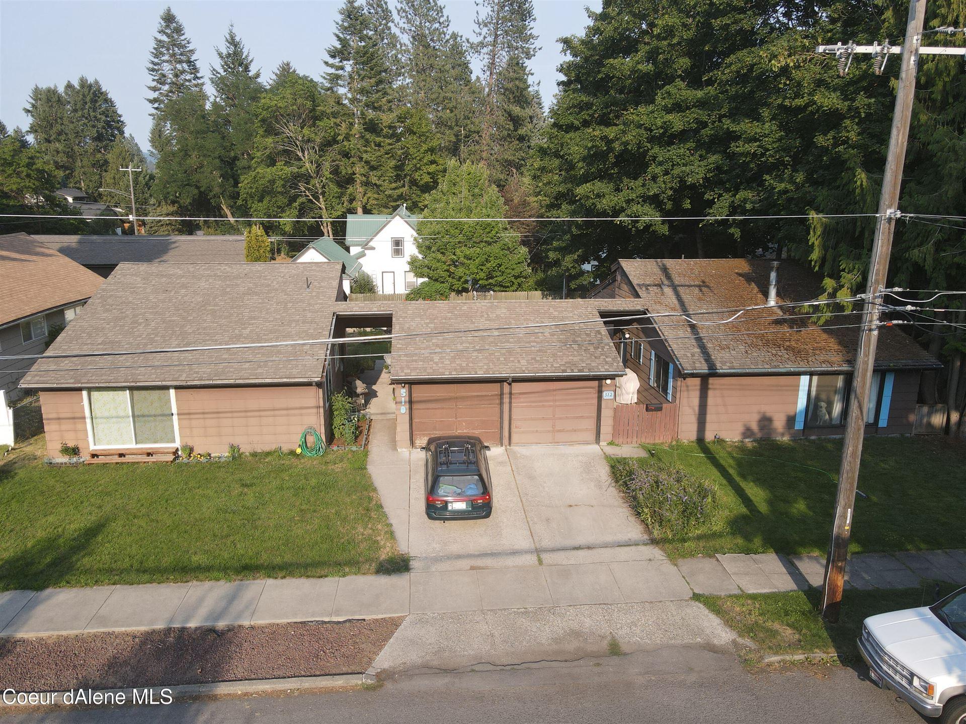Photo of 510 S 11TH ST, Coeur dAlene, ID 83814 (MLS # 21-7506)