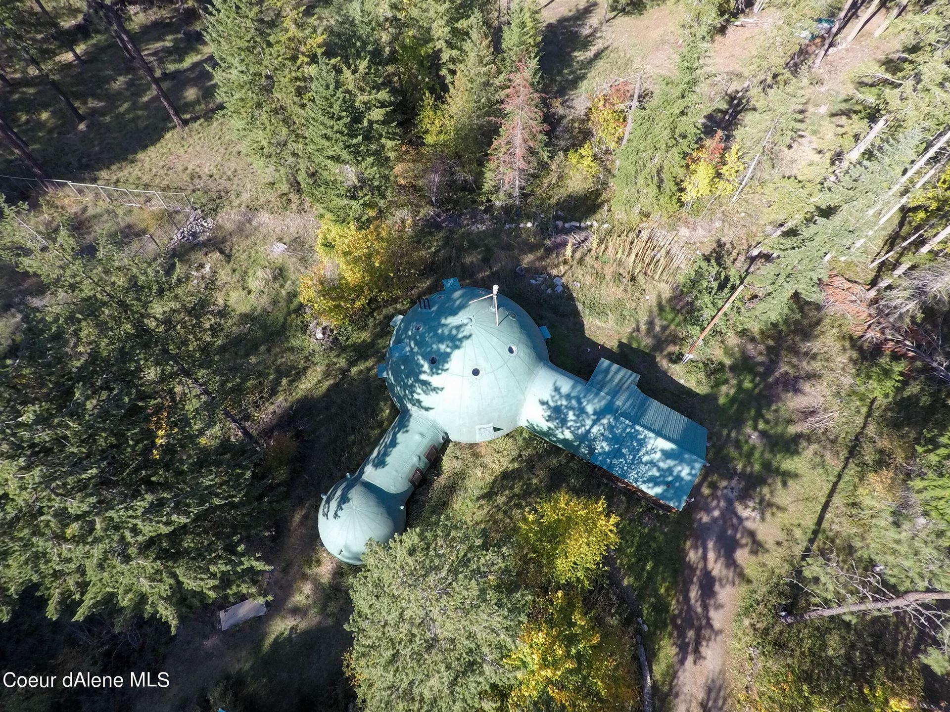 Photo of 621 E Mountain View Rd, Clark Fork, ID 83811 (MLS # 21-10513)