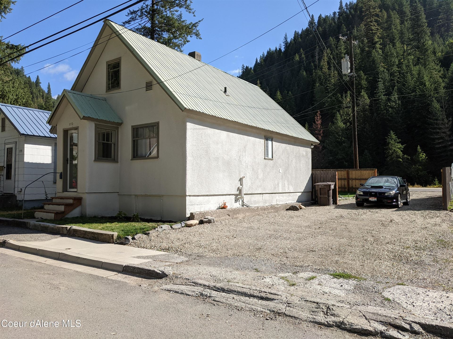 Photo of 1133 Canyon Ave, Wallace, ID 83873 (MLS # 21-7537)