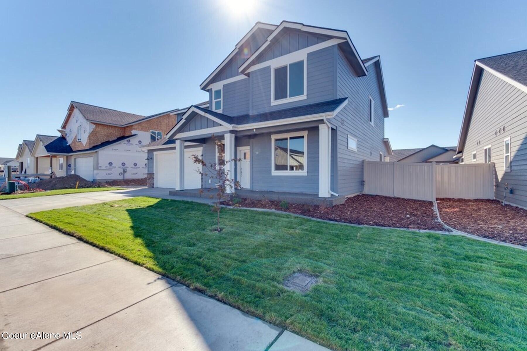Photo of 4585 E Corsac Fox Ave, Post Falls, ID 83854 (MLS # 21-10593)