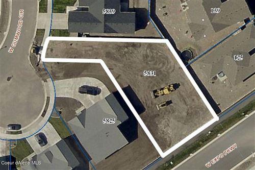 Photo of 5831 W GUMWOOD CIR, Post Falls, ID 83854 (MLS # 21-6605)