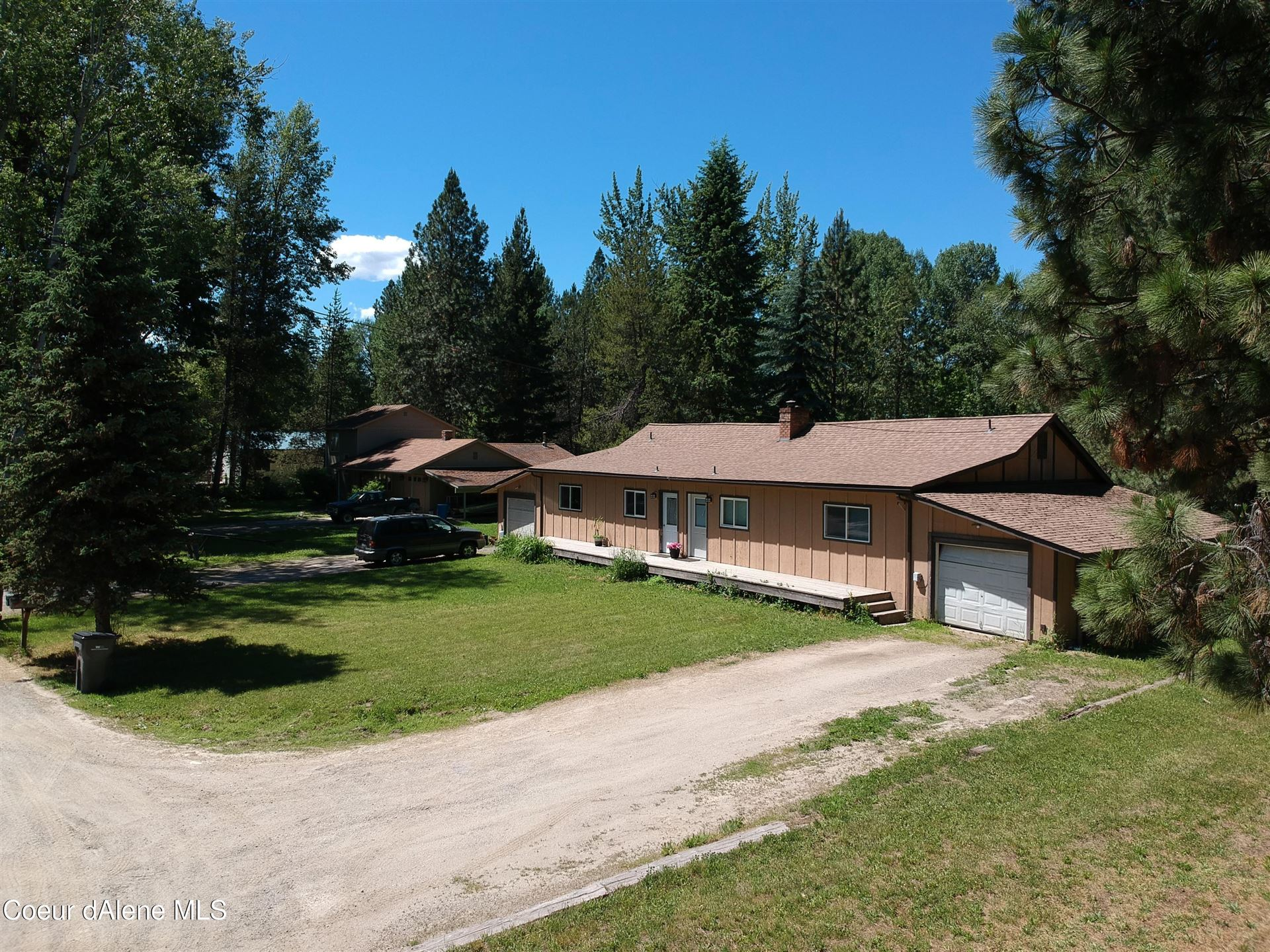 Photo of 86 Rock Rd, Sandpoint, ID 83864 (MLS # 21-6613)