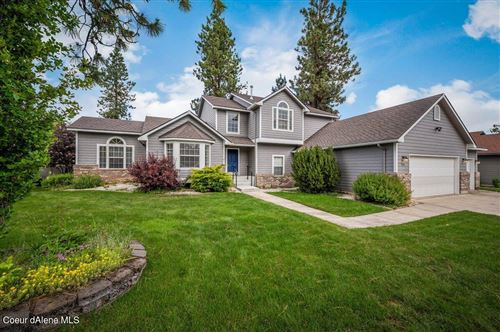 Photo of 719 N DUNDEE DR, Post Falls, ID 83854 (MLS # 21-5615)