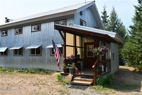 Photo of 354 Old Forest Rd, Spirit Lake, ID 83869 (MLS # 21-7667)