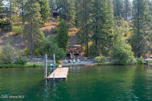 Photo of 7046 S PANORAMA VIEW DR, Harrison, ID 83833 (MLS # 21-7699)