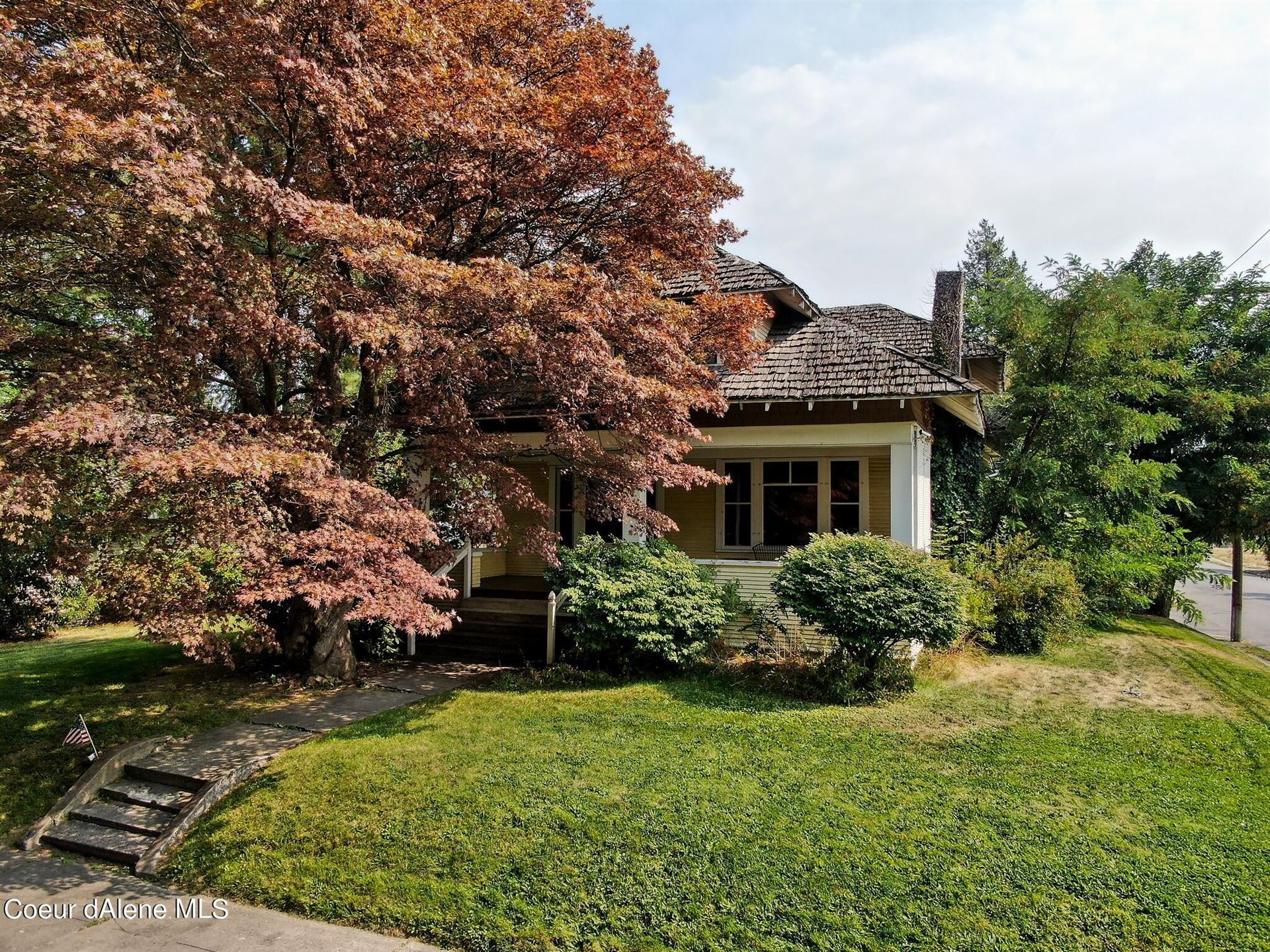 Photo of 602 N Government Way, Coeur dAlene, ID 83814 (MLS # 21-9719)