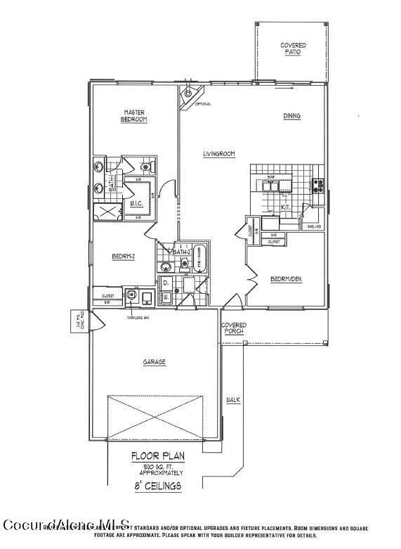 Photo of 3297 N CARRIAGE CT, Post Falls, ID 83854 (MLS # 21-9812)