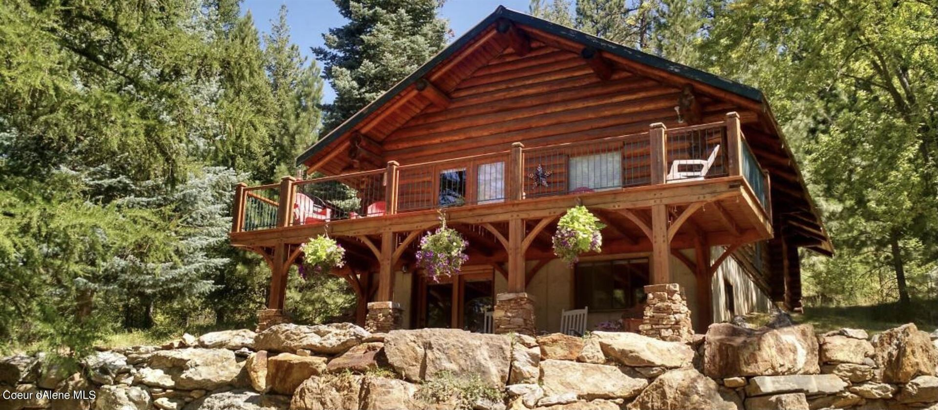 Photo of 12466 W MONUMENT DR, Post Falls, ID 83854 (MLS # 21-4837)