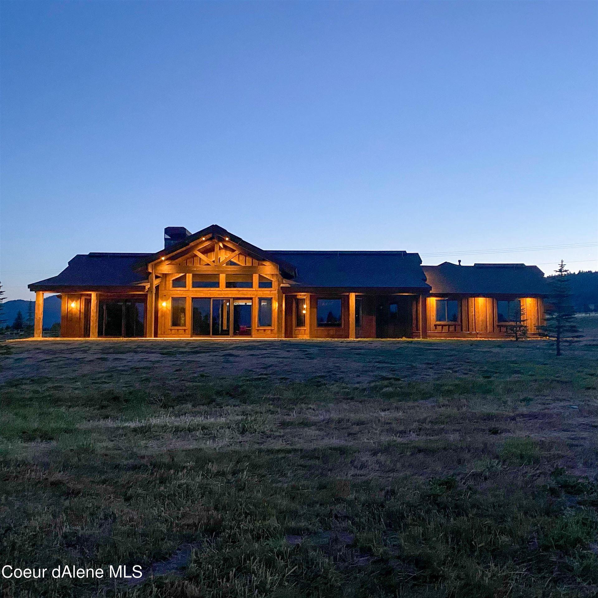 Photo of 5583 W Elmer Farm Rd, Coeur dAlene, ID 83814 (MLS # 21-6838)
