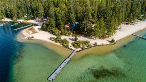 Photo of 1062 N Steamboat Bay Rd, Coolin, ID 83821 (MLS # 19-10936)