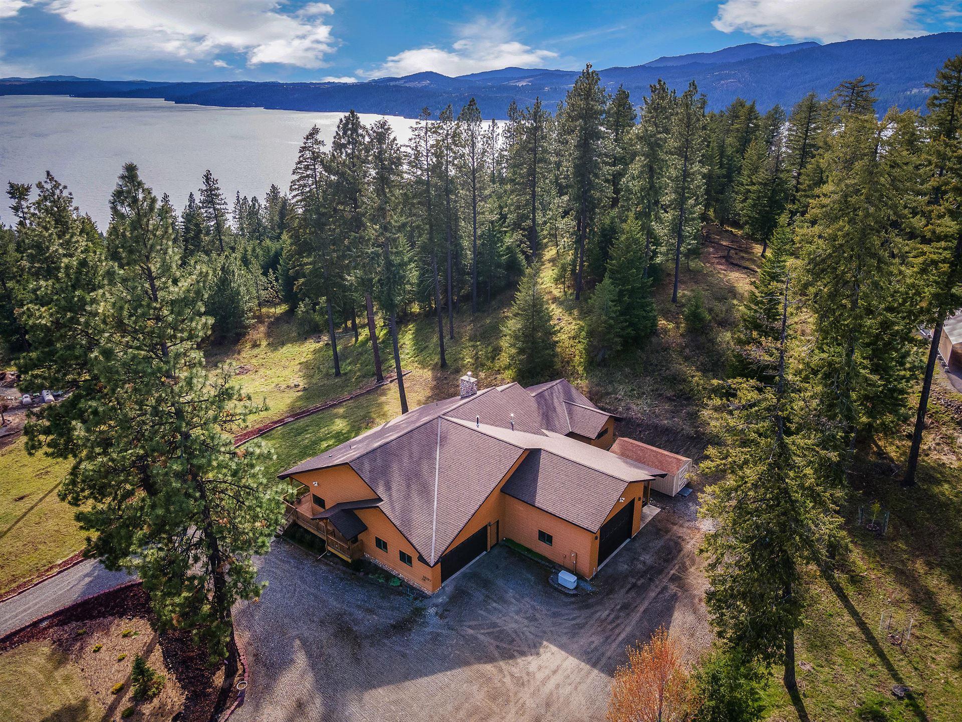 Photo of 13127 S Ridge View Lp, Harrison, ID 83833 (MLS # 21-3999)
