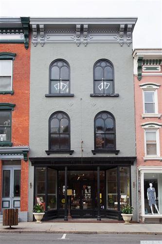 Photo of 441 Warren Street, Hudson, NY 12534 (MLS # 136909)