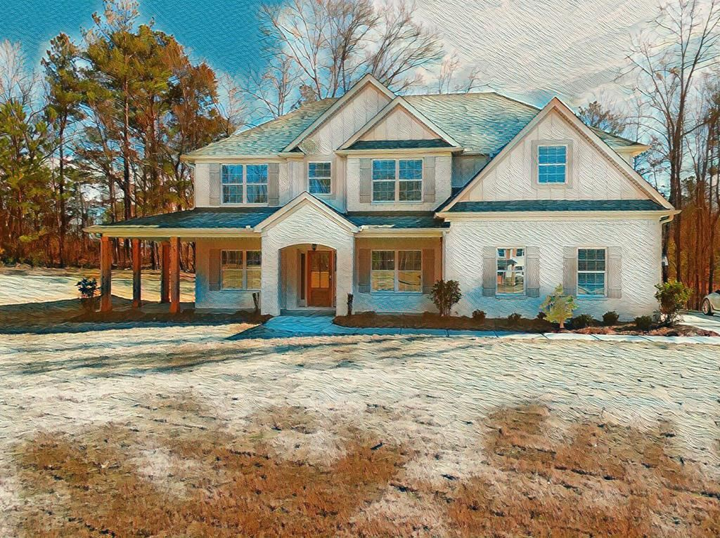 Photo of Homesite 110 ABBERLY LANE, ELLERSLIE, GA 31807 (MLS # 181854)