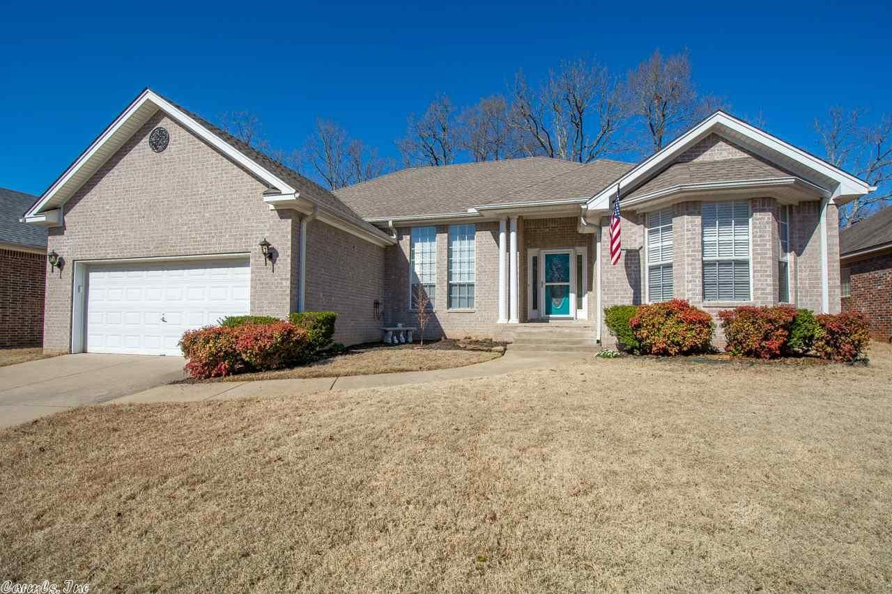 Photo for 6916 Park Meadows, Sherwood, AR 72120 (MLS # 21006028)