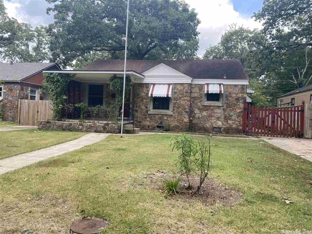 1509 S FILLMORE, Little Rock, AR 72204 - MLS#: 21022563