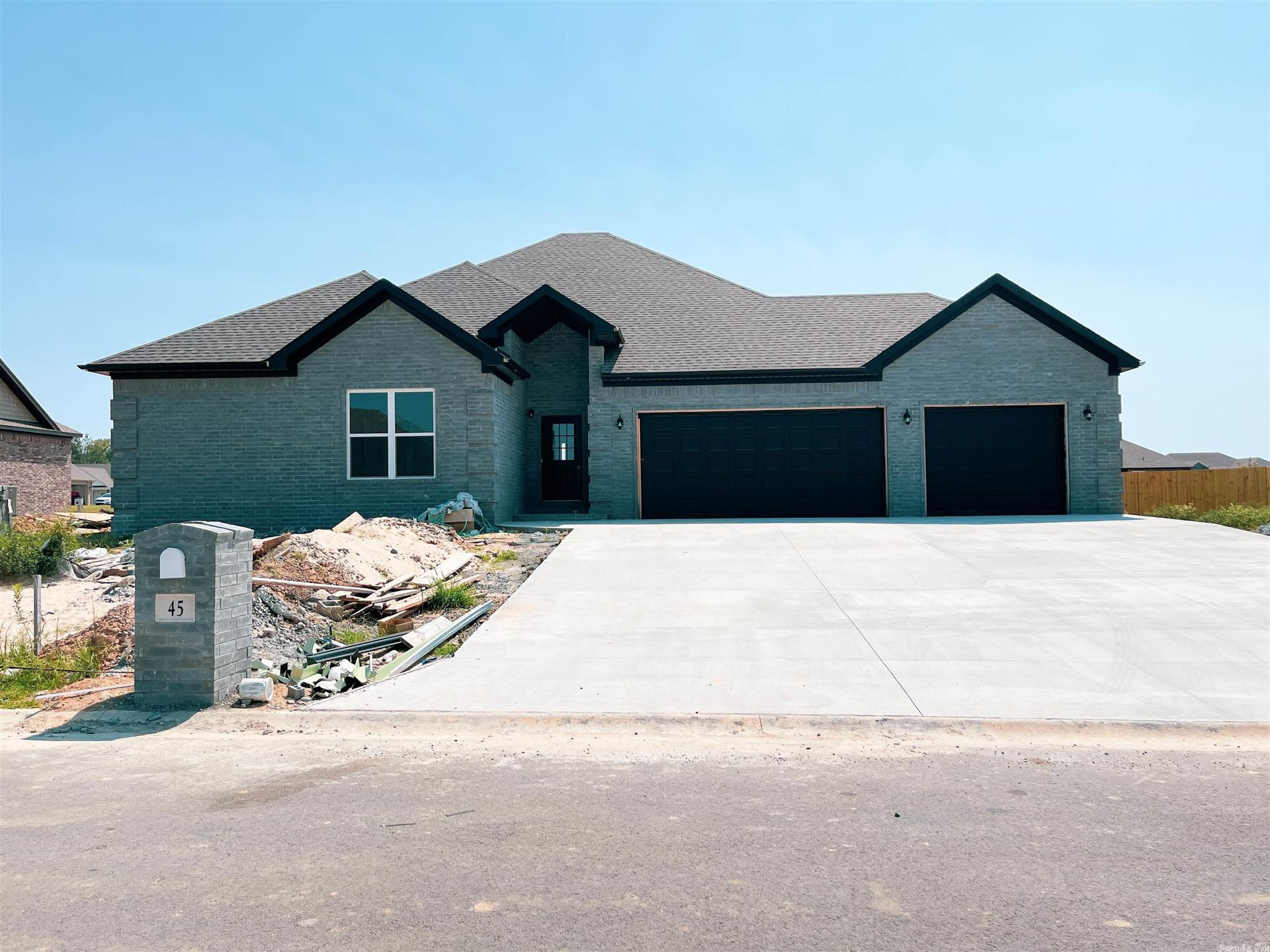 45 Mt Tabor West, Cabot, AR 72023-9999 - MLS#: 21024628
