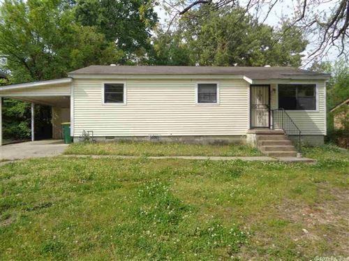 Photo of 4316 W 18 Street, Little Rock, AR 72204-2938 (MLS # 21011653)