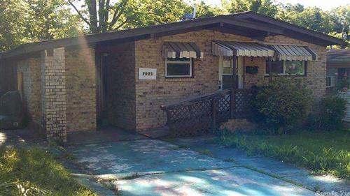 Photo of 2023 Dennison Street, Little Rock, AR 72202 (MLS # 21014924)