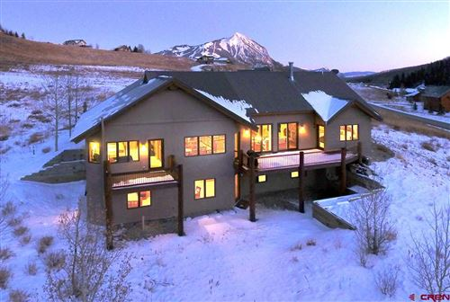 Photo of 95 Willow Lane, Crested Butte, CO 81224 (MLS # 765002)