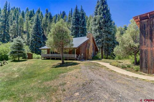 Photo of 397 County Road 326, Pagosa Springs, CO 81147 (MLS # 772008)