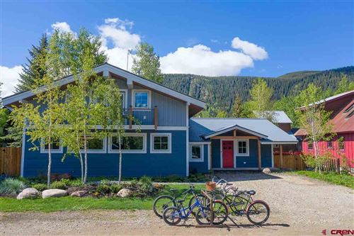 Photo of 726 Maroon Avenue, Crested Butte, CO 81224 (MLS # 758015)