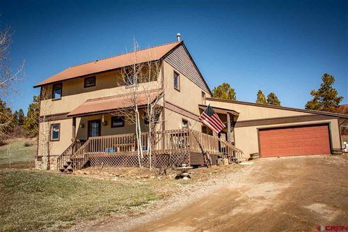 Photo of 1548 Hills Circle, Pagosa Springs, CO 81147 (MLS # 768023)