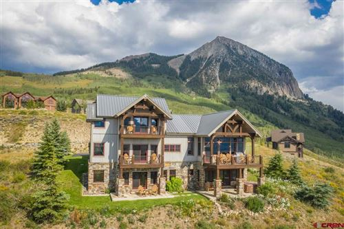 Photo of 8 Summit Road, Mt. Crested Butte, CO 81225 (MLS # 774032)