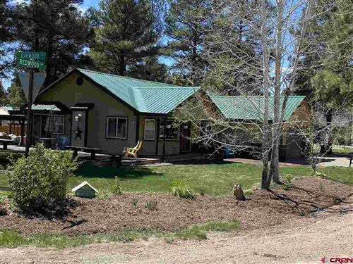 Photo of 30 Redwood Dr, Pagosa Springs, CO 81147 (MLS # 785034)