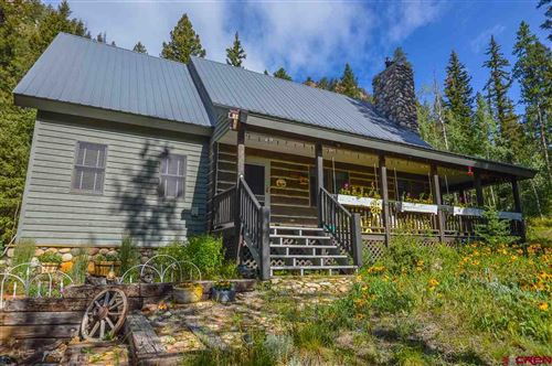 Photo of 1183 County Road 744, Almont, CO 81210 (MLS # 769036)