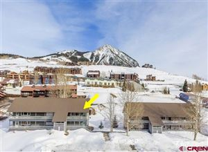 Photo of 18 Crystal Road, Mt. Crested Butte, CO 81225 (MLS # 754039)