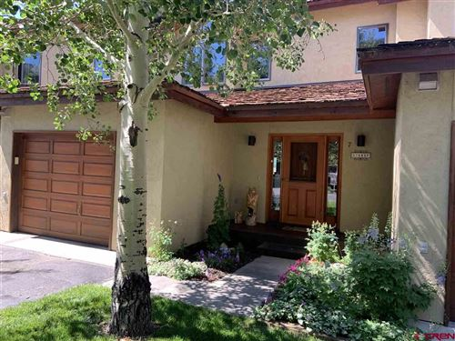 Photo of 7 Links Court, Crested Butte, CO 81224 (MLS # 762041)