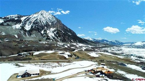 Photo of 375 Saddle Ridge Ranch Road, Crested Butte, CO 81224 (MLS # 769055)