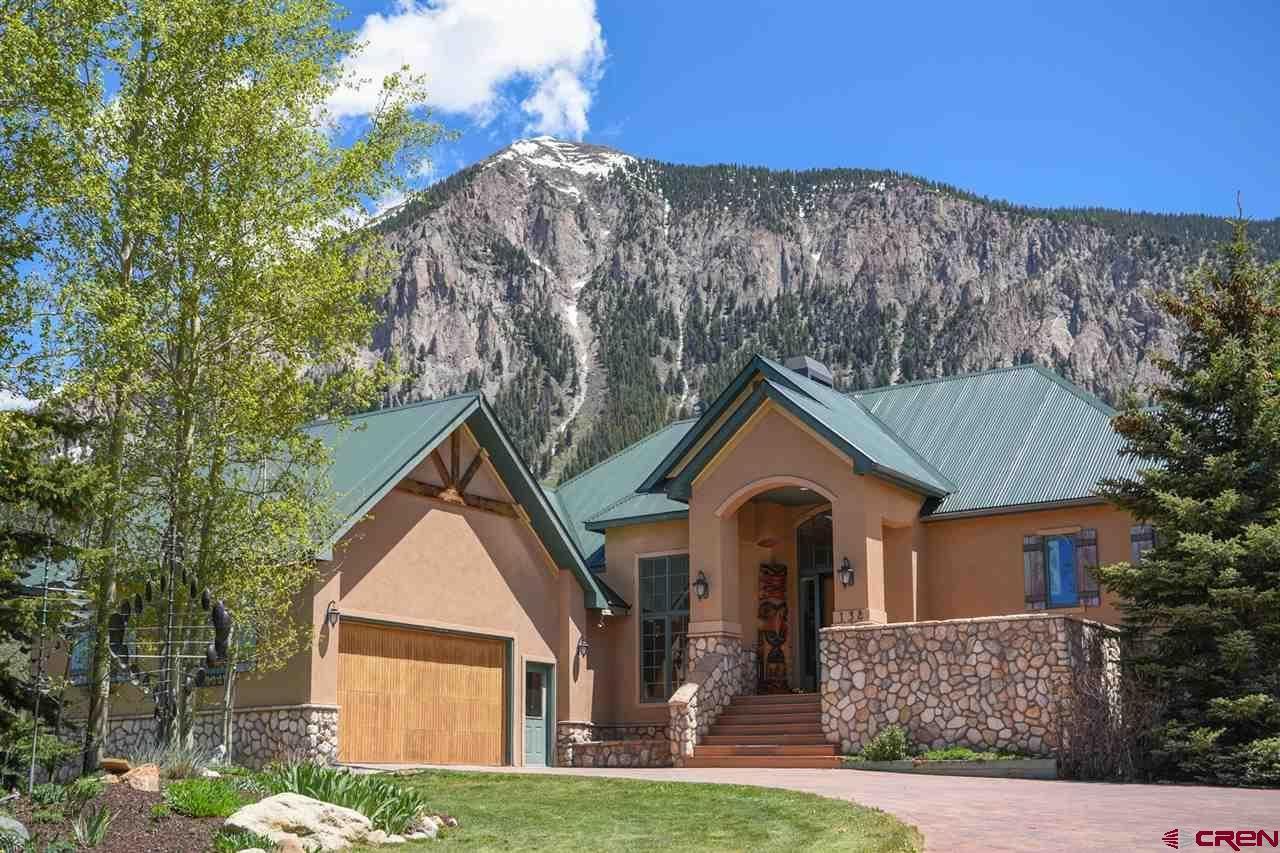 138 E Silver Sage Drive, Crested Butte, CO 81224 - #: 757056