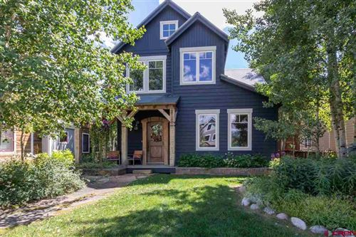Photo of 818 Elk Avenue, Crested Butte, CO 81224 (MLS # 762058)