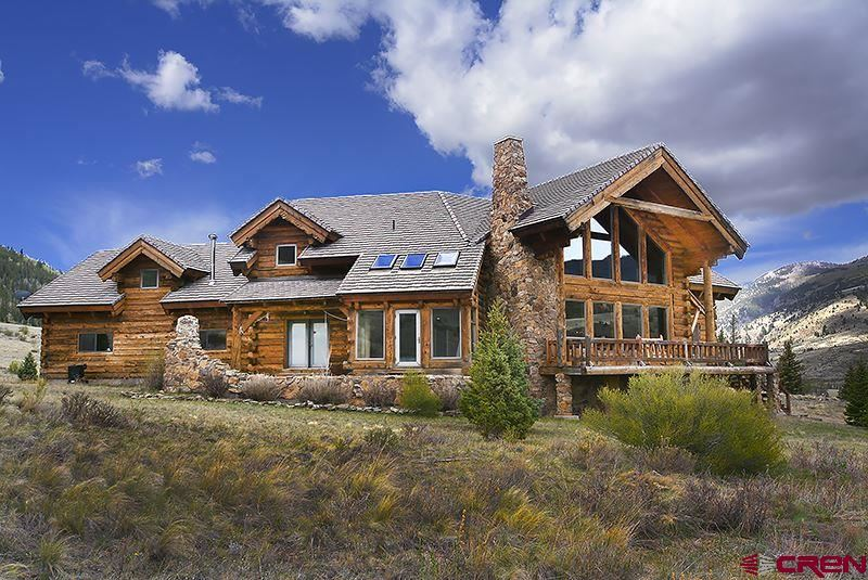 1051 Middle Creek Road, Creede, CO 81130 - #: 754060