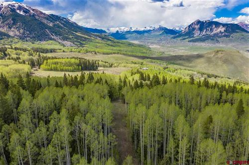 Photo of 76 Red Mountain Ranch Road Upper Loop, Crested Butte, CO 81224 (MLS # 734064)
