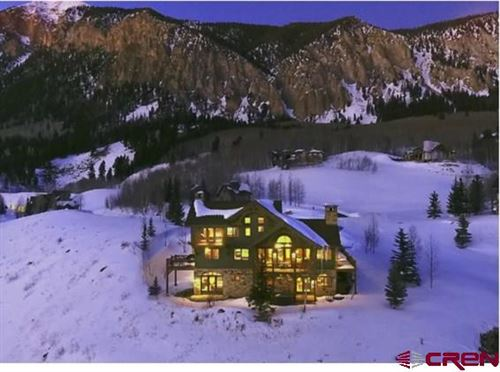 Photo of 412 Ridge Road, Crested Butte, CO 81224 (MLS # 767072)