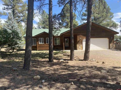Photo of 588 Dutton Drive, Pagosa Springs, CO 81147 (MLS # 787078)