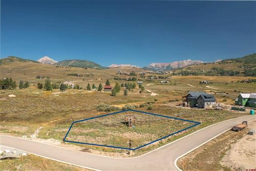 Photo of 5 Aperture Lane, Crested Butte, CO 81224 (MLS # 737083)