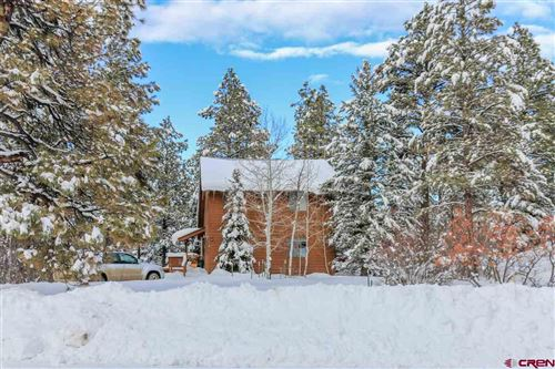 Photo of 273 Walnut Place, Pagosa Springs, CO 81147 (MLS # 778088)