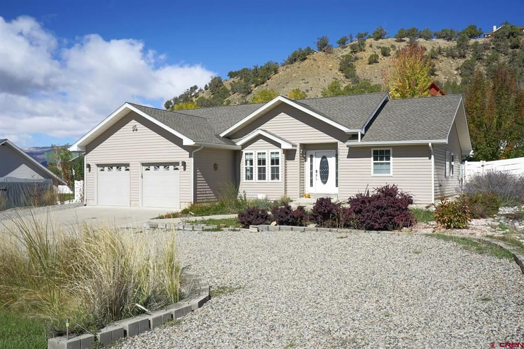 Photo of 42815 Hidden Valley Drive, Paonia, CO 81428 (MLS # 788088)