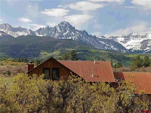 Photo of 6996 County Rd 5, Ridgway, CO 81432 (MLS # 770090)