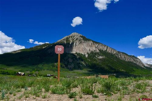 Photo of 256 Pyramid Avenue, Crested Butte, CO 81224 (MLS # 737093)