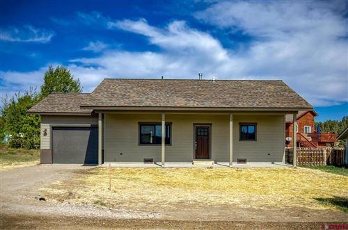 Photo of 87 Sam Houston Avenue, Pagosa Springs, CO 81147 (MLS # 787094)