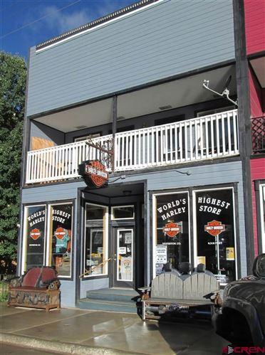 Photo of 1139 Greene Street, Silverton, CO 81433 (MLS # 771103)