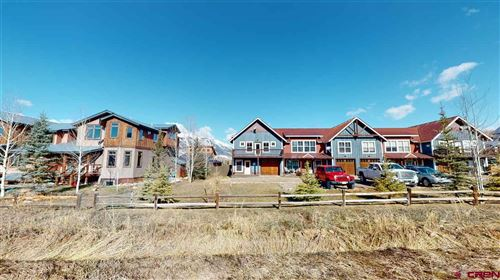 Photo of 337 Cement Creek Road, Crested Butte, CO 81224 (MLS # 767105)